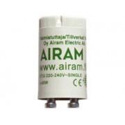 Airam Glimtändare Singel 4–65W 2st/fp