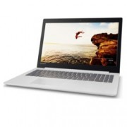 "Лаптоп Lenovo IdeaPad 320-15IAP(80XR01BVBM)(бял), четириядрен Apollo Lake Intel Pentium N4200 1.10/2.5GHz, 15.6""(39.62 cm) Full HD TN display & AMD Radeon 530 GDDR5 2GB(HDMI), 4GB DDR3L, 1TB HDD, 1x USB 3.0, Free DOS, 2.2kg"