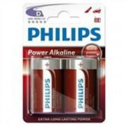 Philips Baterie LR20/D PHILIPS Power Life 2ks (blistr)