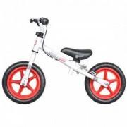 Детско колело за баланс Pull - бяло, MASTER, MAS-S007-white