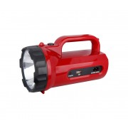 LED Lanterna reincarcabila LED/5W/4V/230V rosu