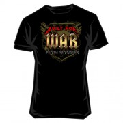 Camiseta Build For War