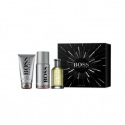 Hugo Boss Bottled 100ml Apă De Toaletă + 100ml Gel de duș + 150ml Deodorant Spray Set