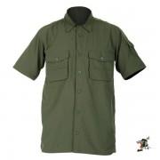 Sniper Adventure Short Sleeve Shirt (Military Green)
