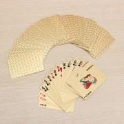 Supply Gouden Speelkaarten