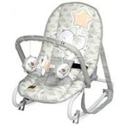 LORELLI Ležaljka za bebe TOP RELAX Light Grey Elephant 10110022048