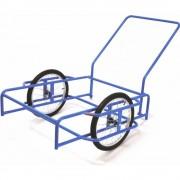 HTI Ruční dvoukolový vozík 150kg VDP10