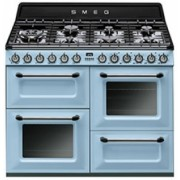 Smeg TR4110AZ Cucina Victoria, azzurra, 110x60. Classe A