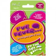 Ive Never On The Go Card Game - Get The Scoop on Your Family and Friends, A Funny Story with Every A
