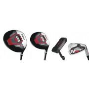 Wilson ProStaff HDX 1W + 5W + 6-SW + Putter Golf Set Steel -Right