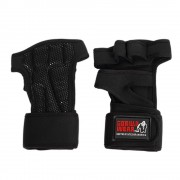 Gorilla Wear Yuma Fitness Handschoenen - Zwart - M
