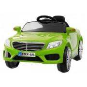 Automobil 248 na akumulator za decu sa daljinskim upravljanjem - Zeleni