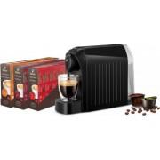 Espressor automat Tchibo Cafissimo easy Black 0.65 L 1250 W 15 bar Negru + 240 capsule Cafissimo