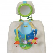 Taf Toys Car Seat Baby Toy with Mirror 11555