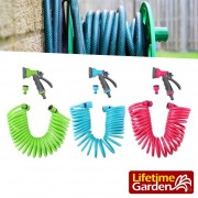 Lifetime Garden Spiraal Tuinslang met Broes 7,5M