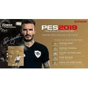 Konami Pro Evolution Soccer 2019 Special David Beckham Edition Xbox One