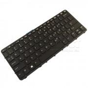 Tastatura Laptop HP Pro x2 612 G1 iluminata cu rama + CADOU