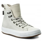 Сникърси CONVERSE - Ctas Wp Boot Hi 557944C Pale Putty/Pale Putty/White