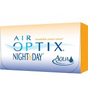 Air Optic Air Optix Night & Day Aqua 6 stk