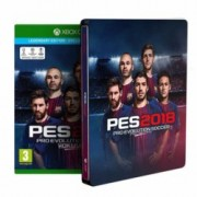Pro Evolution Soccer 2018 Legendary Edition, за Xbox One