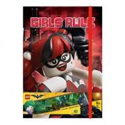 LEGO Batman Movie, Agenda Harley Quinn/Batgirl