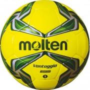 molten Fußball F5V3800 - Neongelb / Schwarz / Silber | 5