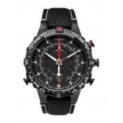 メンズ TIMEX ALLIED TIDE TEMP COMPASS 腕時計 ブラック