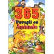 365 de povesti cu animale
