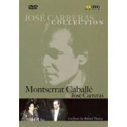 Jose Carreras & Montserrat Caballe [DVD]