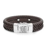 BUDDHA TO BUDDHA Komang Leather Brown - 161BR E