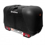 Koffer Voor Op Trekhaak Towbox V2 Zwart