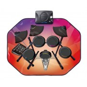 Juguetes BP Hudební kobereček s aktivitami Glowing Drum Kit 63x80 cm