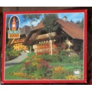 1000 Piece Mb Big Ben Puzzle Berner Oberland Switzerland