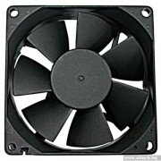 FAN, TITAN 80mm, TFD-8025M12B, 2-Ball Bearing, 2500rpm