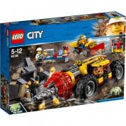 City - Zware mijnbouwboor