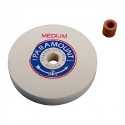 "Bacon Felt Company Felt Polishing Wheels - 6"""" Medium Felt Polishing Wheel 5/8"""" Arbor"