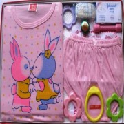 Love Baby Gift Set Tom Jerry (Pink)