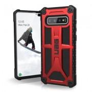 UAG Etui Monarch do Samsung Galaxy S10+ Czerwony