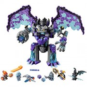 LEGO Nexo Knights the Stone Colossus of Ultimate Destructi 70356 Building Kit (785 Piece)