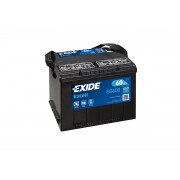 Akumulator za automobil Exide EXCELL 12V60AH SX L+ EB608