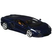 Lamborghini Aventador Blue LP700-4 1/24 by Maisto 31210