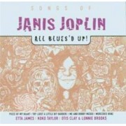 Video Delta Joplin,Joplin - All Blues'D Up/Songs Of Janis Joplin - CD