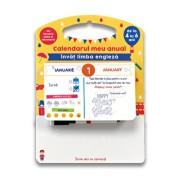 Invat limba engleza - calendar/Sandra Sarah Krief