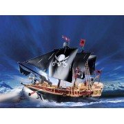 Playmobil Piratskepp - Playmobil pirater 6678