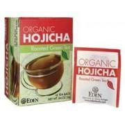 Eden Hojicha Té verde tostado, orgánico, 16 bolsas de té