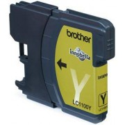 Brother Tinteiro Brother LC1100Y Amarelo P/MFC-6490CW,DCP-385C, 585W