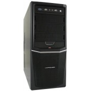 LC-Power Pro-924B Midi-Toren 420W Zwart computerbehuizing