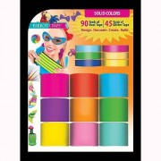 Parrot Tape Duct Tape Glitter Tape Combo Solid Colors