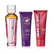 Beverly Hills Polo Club Sport Pour Femme Eau De Toilette Spray 50ml Shower Gel 75ml E Deodorant Roll On 75ml Set 3 pezzi