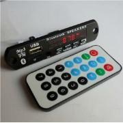 3V1 Panelový USB Bluetooth Mp3 modul do auta